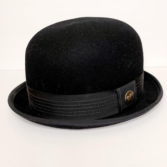Goorin Brothers Wool Bowler Hat
